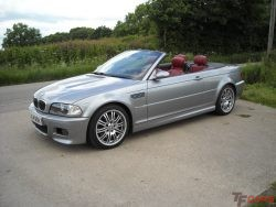 BMW M3 3.2 CONVERTIBLE – FULL SERVICE HISTORY WITH ORIGINAL SALES INVOICE!