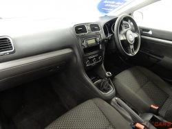 Volkswagen Golf 1.6TDI BlueMotion