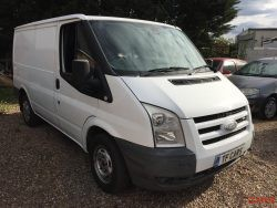 Ford Transit 2.2TDCi 260S ( Low Roof ) SWB