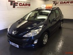 Peugeot 308 SW 1.6HDi S