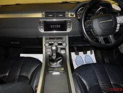 Land Rover Range Rover Evoque 2.2eD4 Pure