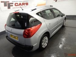 Peugeot 207 SW ESTATE 1.6HDi 92 Active – £20 ROAD TAX!