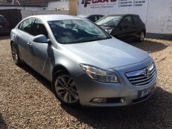 VAUXHALL INSIGNIA 20 CDTI 160 SRI WITH NAV
